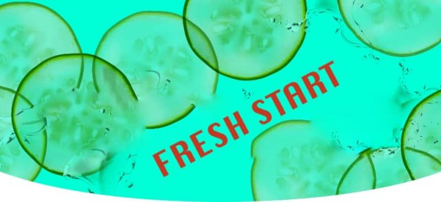 fresh-start after new year